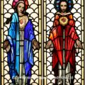 Earley Brothers  antique stained glass