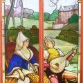 Pair of Château Windows
