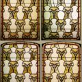 Jacque Gruber stained glass