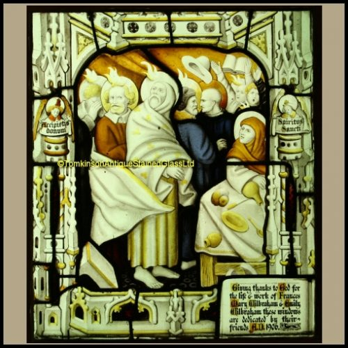 Herbert William Bryans Stained Glass