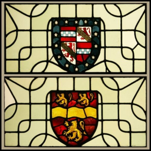 Heraldic - Coat of Arms - Armorial stained glass