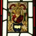 St Matthew stained glass