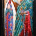 Limoges Porcelain panels