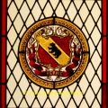 Berne stained glass