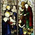 Kempe stained glass
