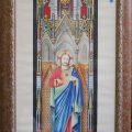 Religious watercolour