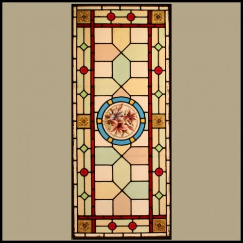 Victorian Stained Glass