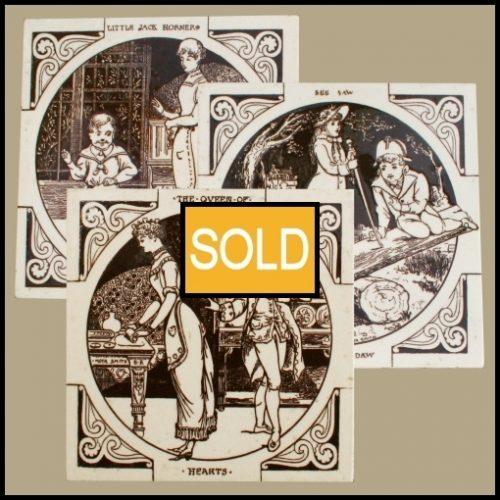 John Moyr Smith Tiles