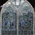 Gothic oak frame