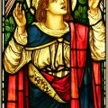 Walter Pearce stained glass