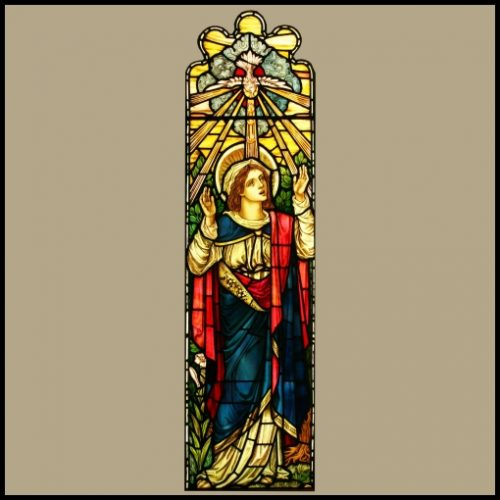 Mary - Queen of Peace