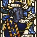 IN CRUCIFIXA GLORIA MEA (My Glory is in the Cross).