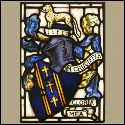 Stained Glass Armorial