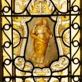 Thalia Stained Glass