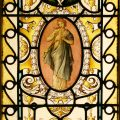 Euterpe stained glass