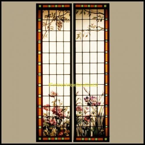 French Château Windows