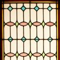 Leaded Coloured Glass