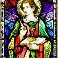 St John the Evangelist Stained Glass