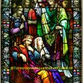 St Patrick & King Loegaire