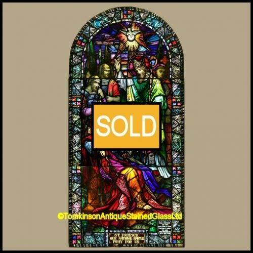 Earley Brothers stained glass