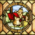 St Christopher Stained Glass
