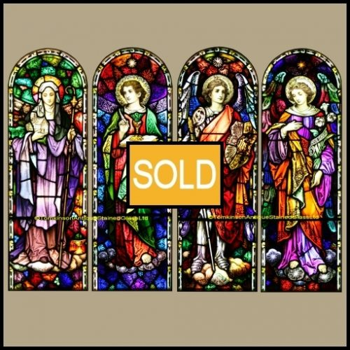 Earley Brothers Stained Glass Windows