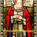 King Solomon Stained Glass