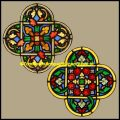 Quatrefoil Church Panels