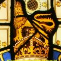 Armorial Coat of Arms Stained Glass
