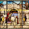 King Alfred Rebuilds the Walls of London