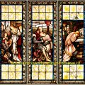 idylls of the king stained glass