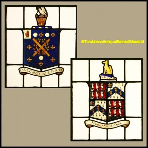 Heraldic – Coat of Arms – Armorial