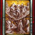Albrecht Dürer Stained Glass