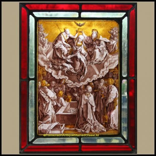 Carl Samuel Scheinert Stained Glass