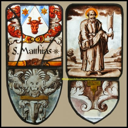 17th Century Stained Glass