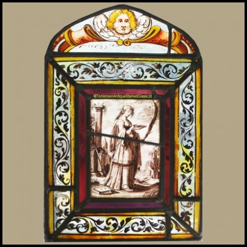 St Lucia Stained Glass