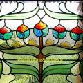 Art Nouveau Stained Glass Windows