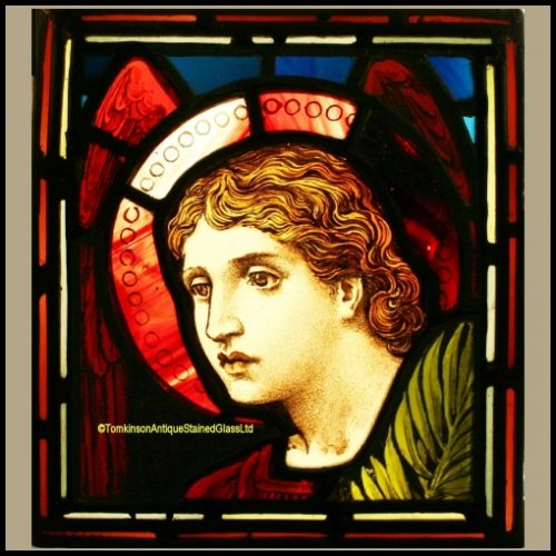 Daniel Cottier stained glass