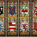 Coat of Arms Stained Glass Windows
