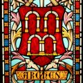 Heraldic Stained Glass Windows