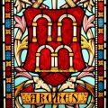 Heraldic Stained Glass Windows