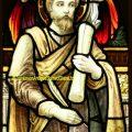 St Matthew church window