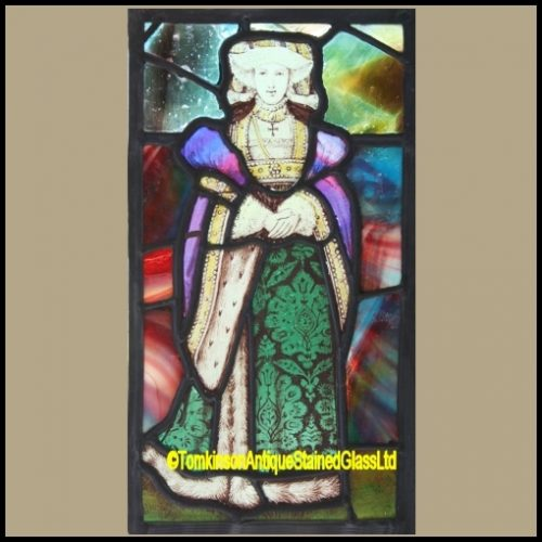 Anne of Cleves stained glass