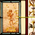 French Antique Stained Glass