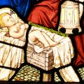 The Nativity Stained Glass