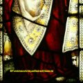 Hand Painted Stained Glass By Kempe