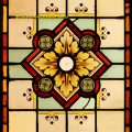 Edwardian Stained Glass Windows