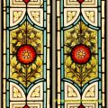 Stained Glass Doors Panels