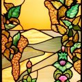 French stained glass windows