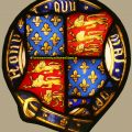 Thomas Willement Coat of Arms Edward III